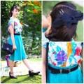 Thời trang - Eva đẹp: Cô nàng 'cổ điển' mê picnic