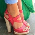 """Thời trang - Hi Eva: Phiêu """"hết cỡ"""" với sandal sắc màu"""