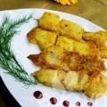 Bếp Eva - Cay giòn cá basa sa tế