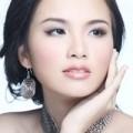 Làm đẹp - Trang điểm ngọt ngào như Hoa hậu Diễm Hương