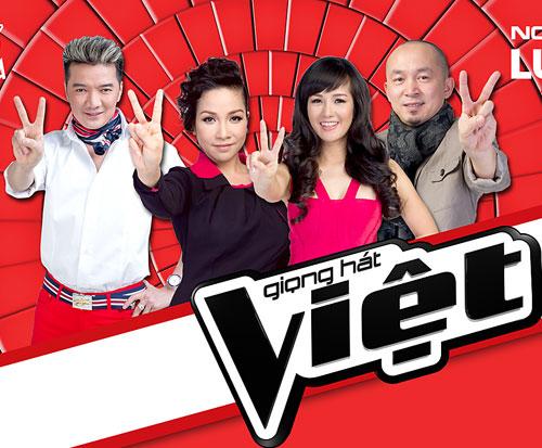 Giọng hát Việt tuần này: 4 HLV đều... hát - 1