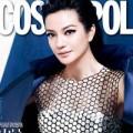 Làng sao - Triệu Vy bị chê giống tượng sáp vì photoshop