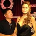 """Làng sao - Chí Trung """"tiếc"""" vì Angelina Jolie cắt bỏ ngực"""