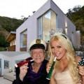 Nhà đẹp - Nhà 100 tỷ tặng vợ trẻ của ông chủ Playboy