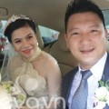 Làng sao - 'Hoa nắng' tiễn Mỹ Dung về nhà chồng