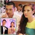 Làng sao - Đan Lê khoác tay chồng dự đám cưới Mỹ Dung