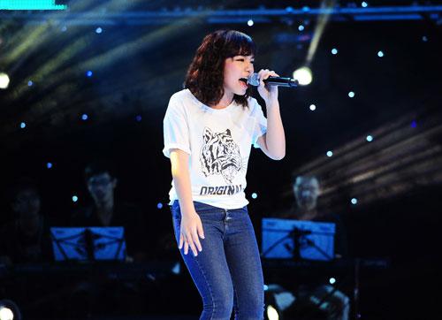 the voice: hong nhung ap dao nho chieu tro - 11