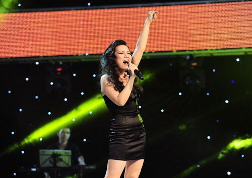 the voice: hong nhung ap dao nho chieu tro - 4