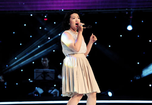 the voice: hong nhung ap dao nho chieu tro - 5