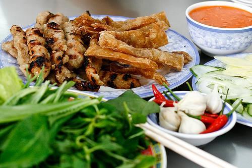 Thích mê những món ngon Nha Trang