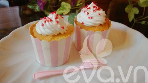 Tự làm bánh cupcake dễ thương - 13