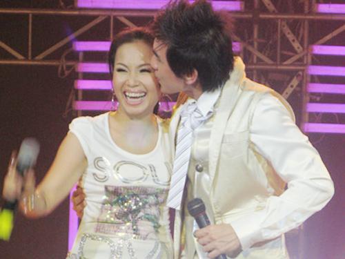 """nguong mo tinh ban """"keo son"""" cua sao viet - 4"""