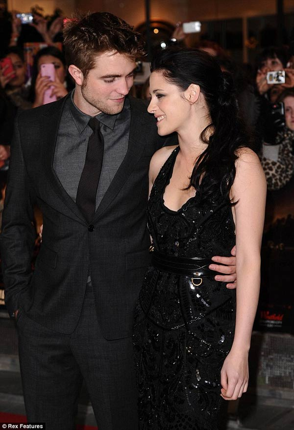 robert pattinson don khoi nha kristen stewart - 4