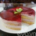 Bếp Eva - Bánh mousse dâu tằm mát lạnh