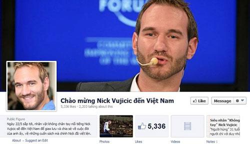 dem nguoc chao don nick vujicic sang viet nam - 4