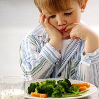 Những dấu hiệu của trẻ thiếu vi chất