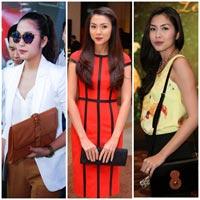 5 mẫu túi tôn vinh vẻ thời thượng cho Hà Tăng