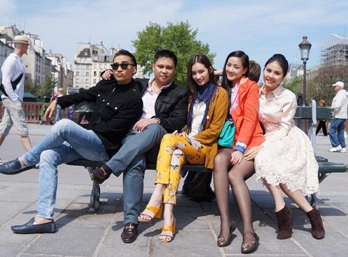 cham diem thoi trang sao viet tai cannes 2013 - 8