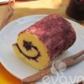 Bếp Eva - Bánh cuộn mứt dâu thơm mềm
