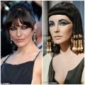 """Thời trang - """"Nữ hoàng mắt tím"""" sống dậy  trên thảm đỏ Cannes"""