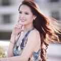 Làng sao - Hương Thảo: Tự hào nếu được thi Miss World