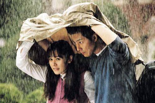 tinh yeu bung chay giua troi mua trong phim han - 11