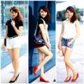 Thời trang - Eva đẹp:  Mùa hè, soóc ngắn là số 1!