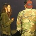 Kristen Stewart cười tươi rói sau khi chia tay