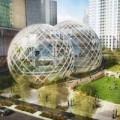 Ý tưởng xây dựng trụ sở 'điên rồ' của Amazon