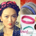 Thời trang - Eva khéo tay: Áo thun cũ 'hóa' băng – đô xinh