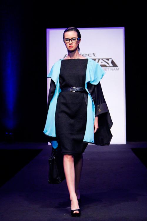 project runway: maya gay 'kho khan' cho thi sinh - 14