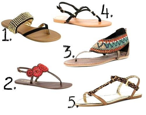sandal cho mua di bien - 9