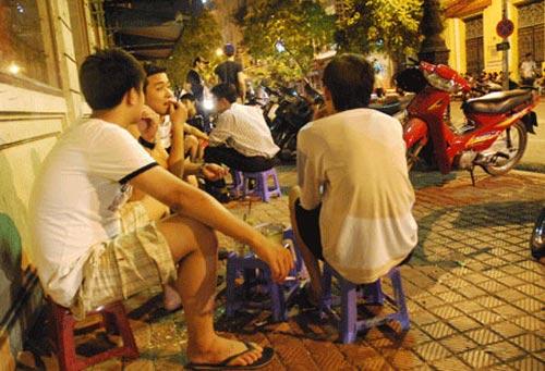 troi nang nong, tra da via he hot bac - 1