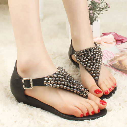 sandal cho mua di bien - 11