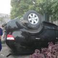 Tin tức - Kinh hoàng: Xế hộp đâm xe máy, một gia đình chết thảm