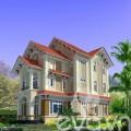 Nhà đẹp - Xây 144m2 biệt thự cho cả phường... thòm thèm