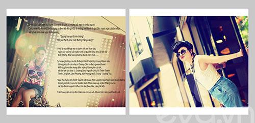 """khanh linh ra mat album sau 6 nam """"o an"""" - 1"""