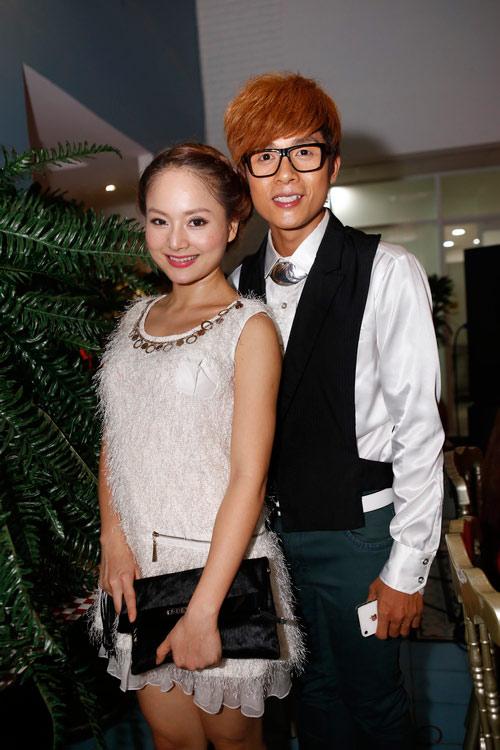 "lan phuong rang ro sau ""cu soc"" giai dong - 2"