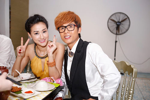 "lan phuong rang ro sau ""cu soc"" giai dong - 13"