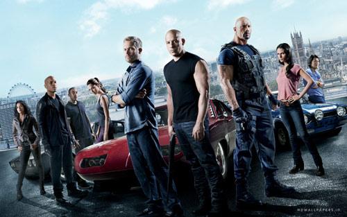 Sao Fast & Furious 6 chào fan bằng tiếng Việt - 1