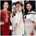 Thời trang - Bóc mác váy hàng hiệu của Lý Nhã Kỳ tại Cannes 2013