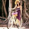 Thời trang - Hi Eva: Xe đạp, thời trang và phụ nữ