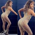 """Thời trang - Jennifer Lopez """"kín mít"""" vẫn nóng bỏng đủ đường"""