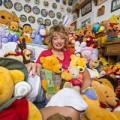 Tin tức - Người phụ nữ 48 tuổi với bộ sưu tập gấu bông lớn nhất thế giới