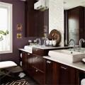 Nhà đẹp - Mẹo phối màu chốn tắm cực đẳng cấp