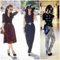 Thời trang - Eva đẹp: 'Phụ nữ luôn gợi cảm nhất với màu đen'