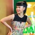 Làng sao - Phạm Quỳnh Anh hoảng hốt vì bị bắt nhảy