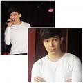Làng sao - Nathan Lee trẻ trung tập hát
