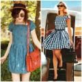 Thời trang - Khảo giá chợ vải may váy hè xinh