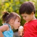 Làm mẹ - Ăn kem, uống nước lạnh trị viêm họng?
